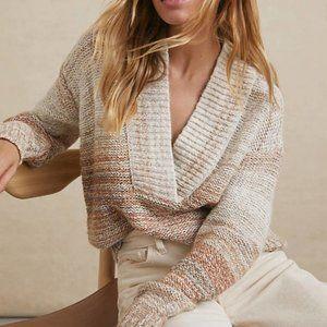 Anthropologie Pilcro Joyce V-Neck Sweater NWT 2X